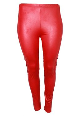 F-23-LEATHERLOOK ROOD 015