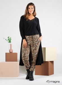 MAGNA TRAVEL BROEK  D-8006 Z34064 - Small Panther Brown