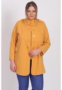 MAGNA BLAZER N-8005 - SOLID M-Yellow -076